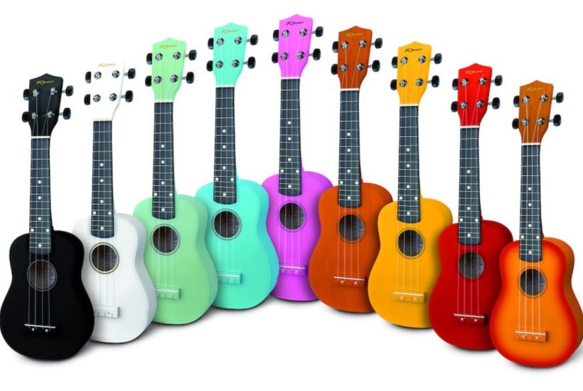 Ny ukulele? Find et stort udvalg her online